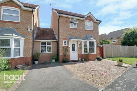 3 bedroom semi-detached house for sale - Bell Close, Gonerby Hill Foot