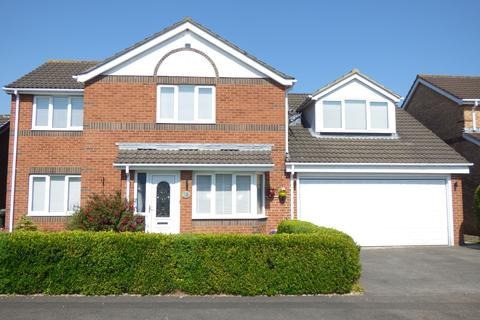 4 bedroom detached house for sale - Palmers Green, Forest Hall, Newcastle upon Tyne, Tyne and Wear, NE12 9HF