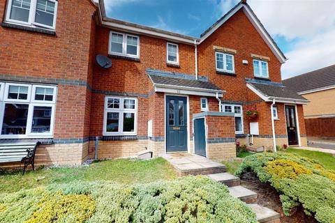 2 bedroom terraced house to rent - Caesar Way, Wallsend, NE28 7JL