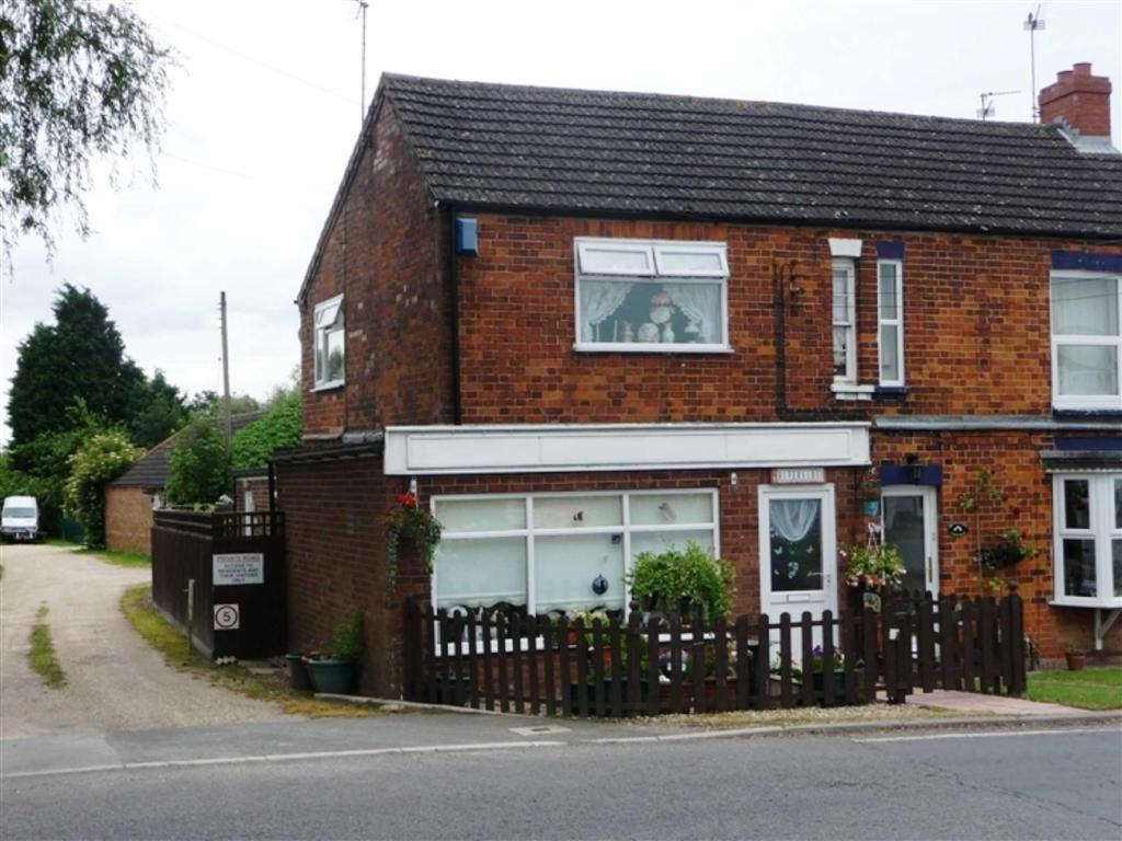 3 Bedrooms Semi Detached House for sale in Station Road, Hubberts Bridge, Boston