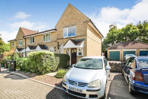 2 bedroom end of terrace house for sale - Willow Close, Bath BA2