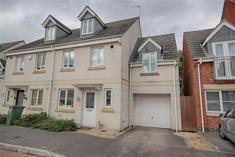 4 bedroom semi-detached house for sale - Rosebay Gardens, Cheltenham, Gloucestershire, GL51
