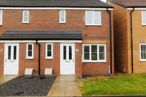 3 bedroom semi-detached house for sale - WOODHAM DRIVE, RYHOPE, SUNDERLAND SOUTH