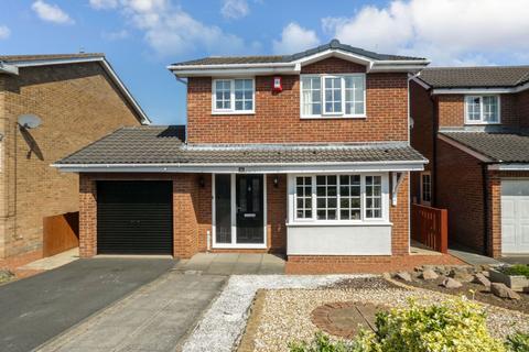 3 bedroom detached house for sale - Mitchell Drive, North Seaton, Ashington, Northumberland, NE63 9JT