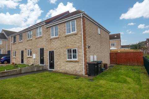 3 bedroom terraced house for sale - Dorset Crescent, Consett, Durham, DH8 8HY