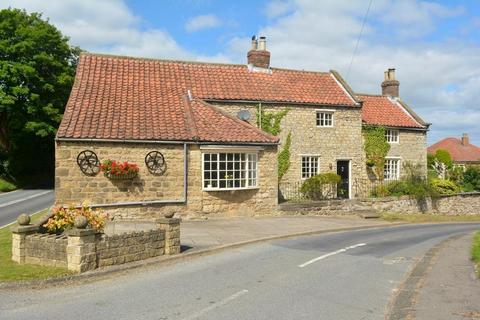 5 bedroom village house for sale - The Old Smithy, High Street, Barton le Street, YO17 6PJ