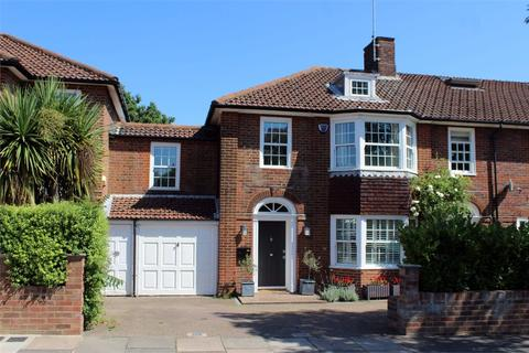4 bedroom terraced house for sale - Grosvenor Road, Muswell Hill, London