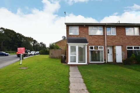 3 bedroom end of terrace house for sale - Nethercote Gardens, Shirley
