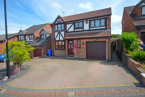 5 bedroom detached house for sale - Bishopdale Court, Mosborough, Sheffield, S20