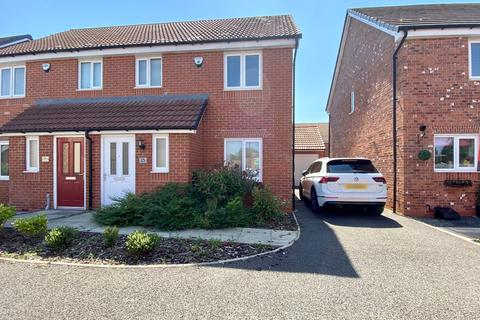 3 bedroom semi-detached house for sale - Madin Close, Bannerbrook Estate, Tile Hill Coventry, CV4 9GY
