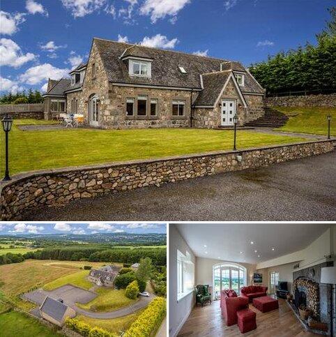 4 bedroom detached house for sale - Townhead Lodge, Ardoe, Aberdeen, AB12