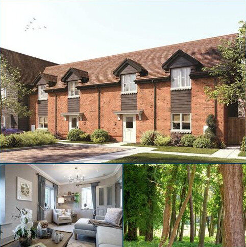 3 bedroom terraced house for sale - Plot 11,The Rousham,Parklands Manor, Besselsleigh, Oxfordshire, OX13