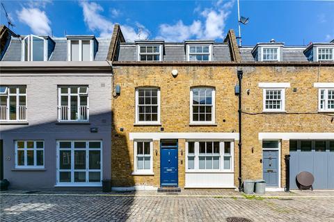 3 bedroom mews to rent - Princes Mews, London, W2