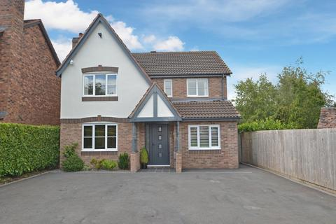 4 bedroom detached house for sale - High Offley Road, Woodseaves