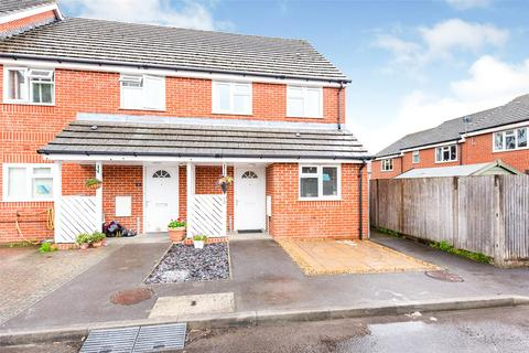 2 bedroom end of terrace house for sale - Anderson Gardens, Tadley, Hampshire, RG26