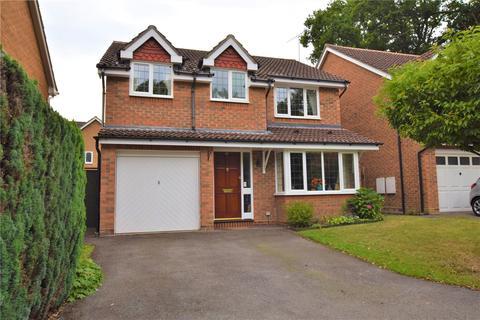 4 bedroom detached house for sale - Groves Lea, Mortimer, Reading, Berkshire, RG7