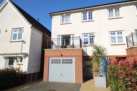 Homington Avenue Coate Swindon Sn3 4 Bed End Of Terrace House 335 000