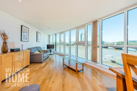 2 bedroom apartment for sale - Hamilton House, St George Wharf, Vauxhall, SW8