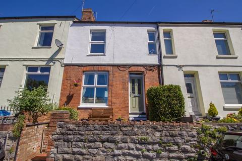 2 bedroom terraced house for sale - Hill Terrace, Penarth
