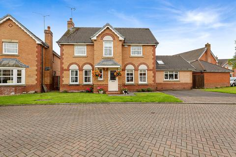 4 bedroom detached house for sale - Deaconsbank Gardens, Deaconsbank, Glasgow
