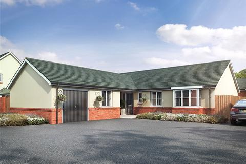 3 bedroom detached bungalow for sale - Willow Heights, Witheridge, Tiverton, Devon, EX16