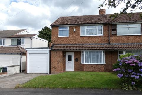 3 bedroom semi-detached house for sale - Hazelwood Road, Streetly