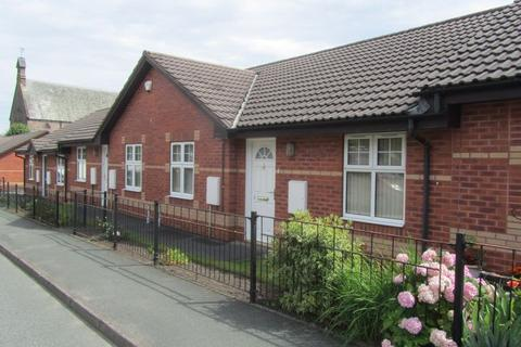 2 bedroom bungalow for sale - The Green, Astbury Street, Congleton