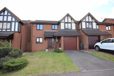 4 bedroom detached house for sale - 4 Bed detached with Conservatory and En-suite in Wigmore