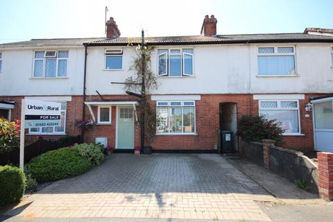 3 bedroom terraced house for sale - Amazing extended 3 bed in Stopsley Village...