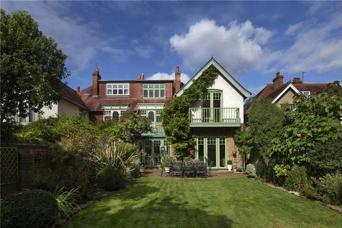 5 bedroom semi-detached house to rent - Lathbury Road, Oxford, Oxfordshire, OX2