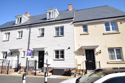 4 bedroom terraced house for sale - Ffordd Y Draen, Coity, Bridgend, CF35 6DQ