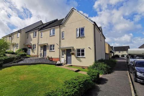 3 bedroom terraced house for sale - Donn Gardens, Bideford