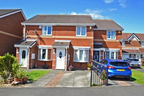 2 bedroom terraced house for sale - Locksley Close, North Shields