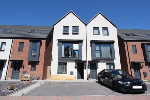3 bedroom semi-detached house for sale - Heol Tapscott, Barry