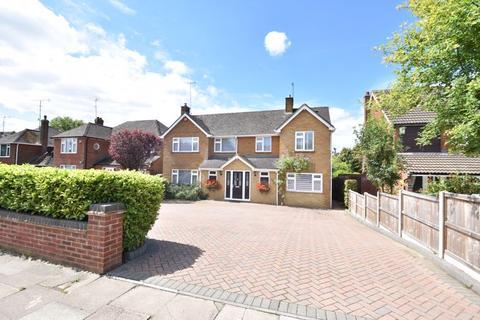 4 bedroom detached house for sale - Old Bedford Road, Luton