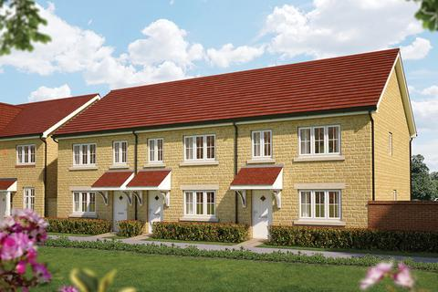3 bedroom semi-detached house for sale - Plot The Hazel 034, The Hazel at The Hamlets, Somerset DT9