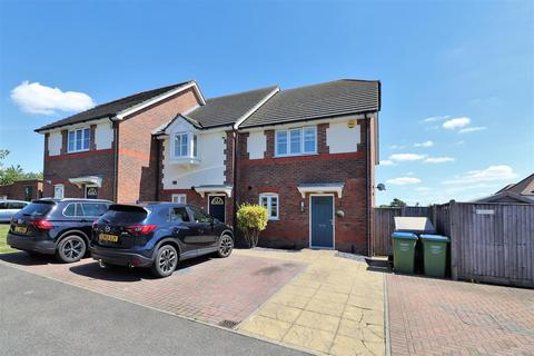 3 bedroom end of terrace house for sale - Overcourt Close, Sidcup