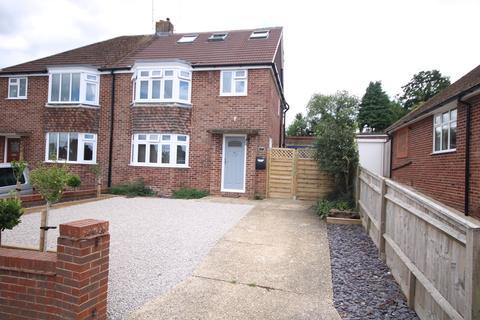 5 bedroom semi-detached house for sale - Croft Road, Newbury, RG14