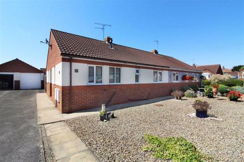 2 bedroom semi-detached bungalow for sale - Manor Close, Driffield, East Yorkshire