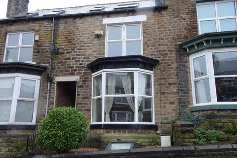 3 bedroom terraced house to rent - Cobden View Road, Crookes, S10 1HT