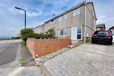 3 bedroom semi-detached house for sale - Heol Will George, Waunarlwydd, Swansea