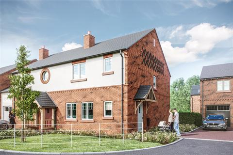3 bedroom semi-detached house for sale - Belgrave Garden Mews, Wrexham Road, Pulford, Chester, CH4