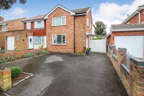 3 bedroom semi-detached house for sale - Fullbrook Crescent, Tilehurst, Reading, RG31