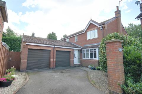 4 bedroom detached house for sale - Westcroft, North Newbald