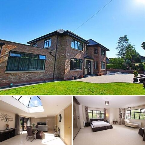 6 bedroom detached house for sale - Crossfield Road, Hale