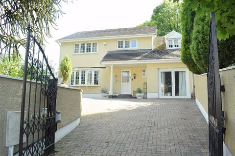 4 bedroom detached house for sale - Waunarlwydd Road, Cockett