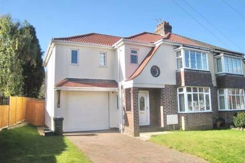 4 bedroom semi-detached house to rent - The Crescent, Bristol, Bristol