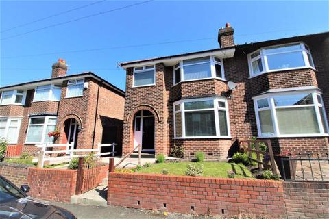 3 bedroom semi-detached house for sale - Heaton Street, Prestwich, Prestwich Manchester