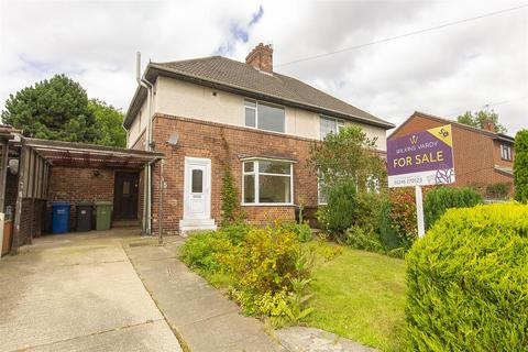 3 bedroom semi-detached house for sale - Troughbrook Road, Hollingwood, Chesterfield