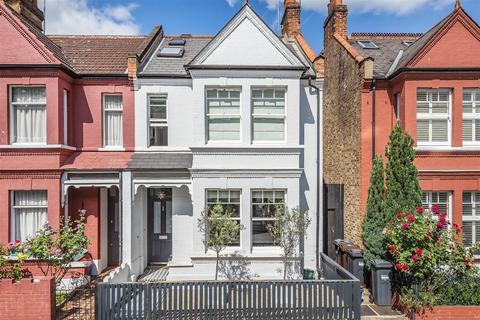 4 bedroom end of terrace house for sale - Compton Crescent, London, W4
